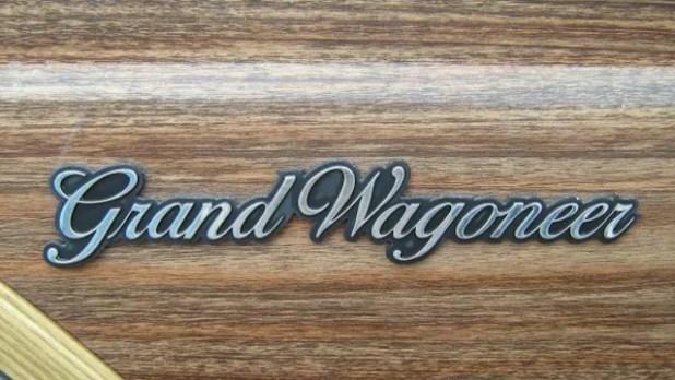 2022 Jeep Wagoneer Grand