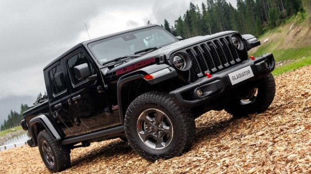 2021 Jeep Gladiator Diesel Rubicon