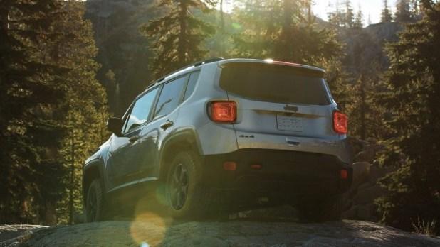 2021 Jeep Renegade Trailhawk price