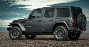2021 Jeep Wrangler 80th Anniversary Edition price