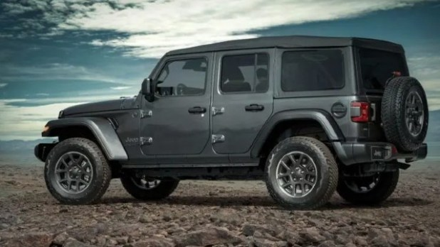 2021 Jeep Wrangler 80th Anniversary Edition price