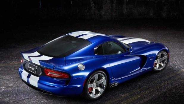 2022 Dodge Viper SRT