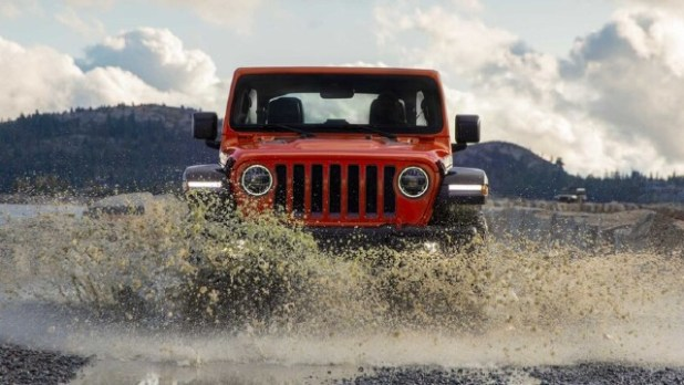 2022 Jeep Wrangler Electric release date