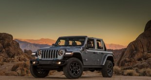 2022 Jeep Wrangler Electric specs
