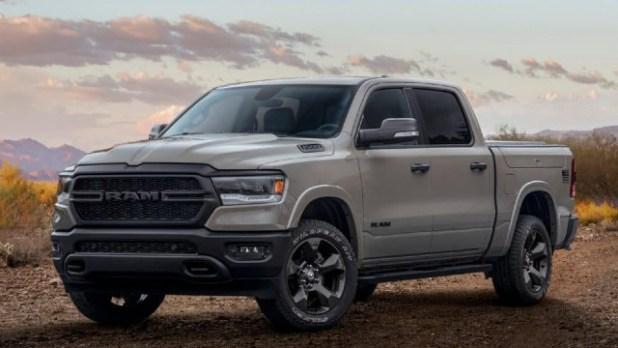 2022 Dodge RAM 1500 release date