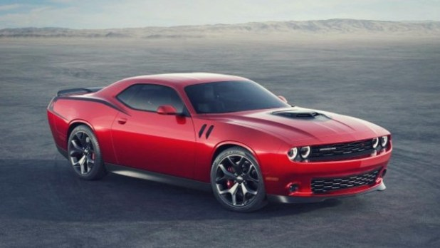 2023 Dodge Barracuda rendered