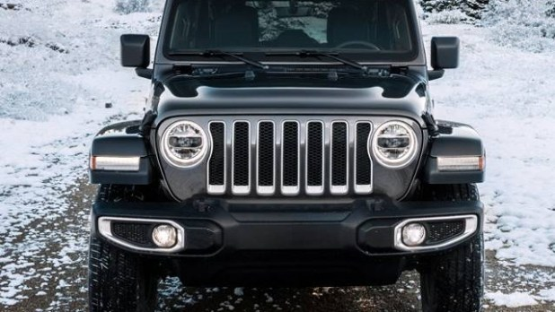 2022 Jeep Wrangler Unlimited specs