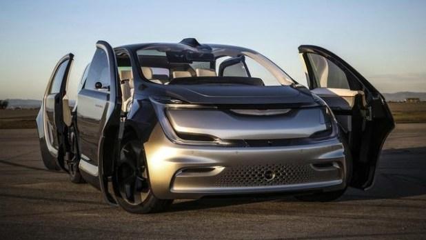 2022 Chrysler Portal specs