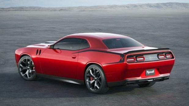 2022 Dodge Barracuda design