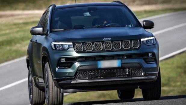2022 Jeep Compass Plug-In Hybrid release date