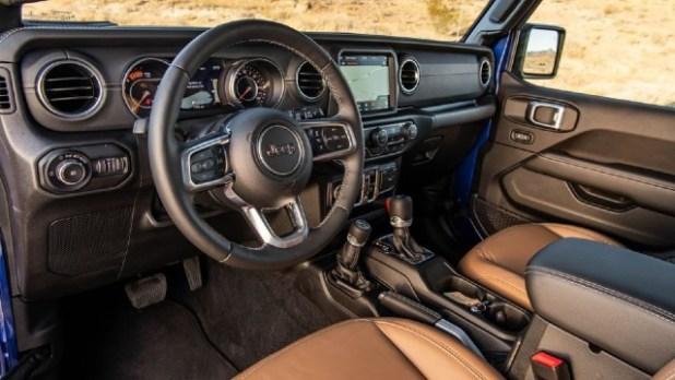 2022 Jeep Wrangler Diesel price