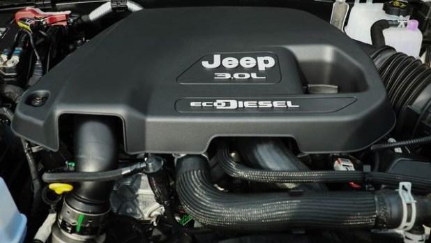 2022 Jeep Wrangler Diesel towing capacity