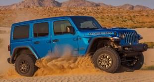 2022 Jeep Wrangler Rubicon 392 price