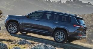2022 Jeep Grand Cherokee 4xe Hybrid