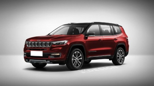 2022 Jeep Commander Cherokee