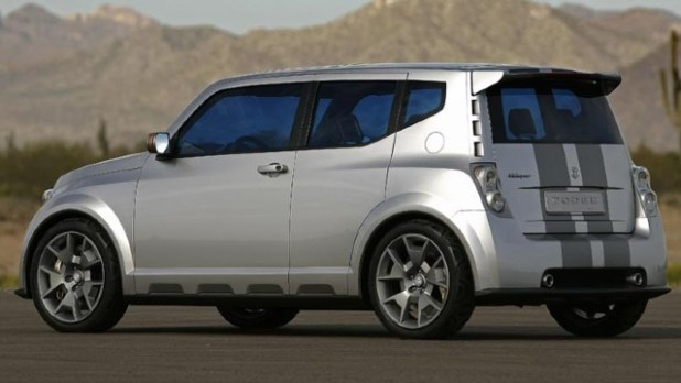 2023 Dodge Hornet concept