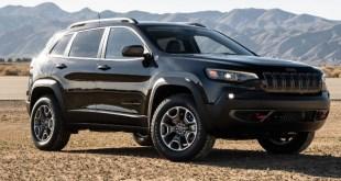 2023 Jeep Cherokee trailhawk