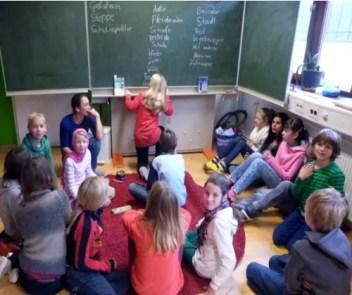 Gruppe Nil im Vernetzten Unterricht