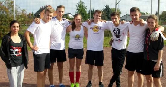 Fussball 2014 Jeetzeschule
