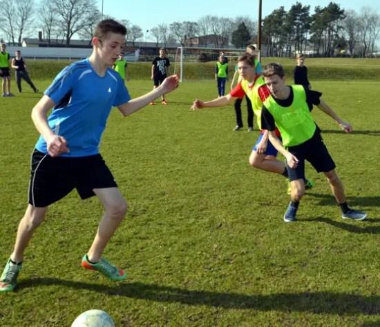 Fussball Jeetzeschule 2
