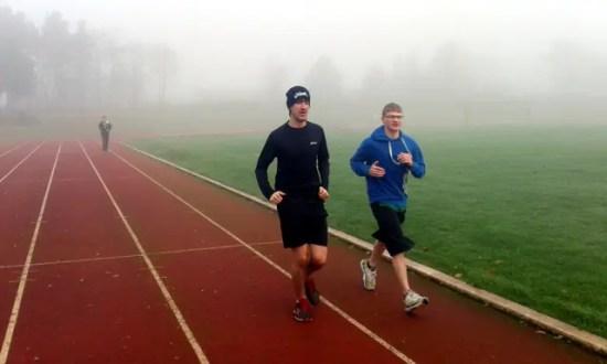 Leichtathletik-Kurs Lay und Isar 1