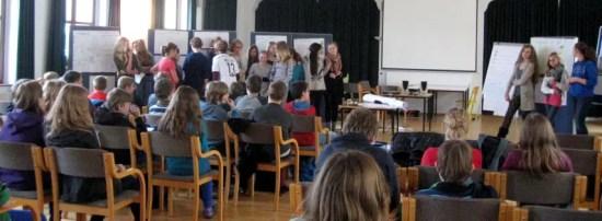 Projekttage Schulhofgestaltung Nov 2014 a