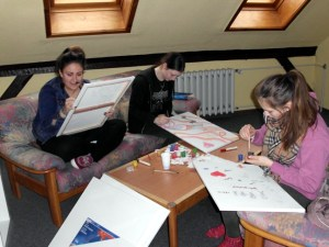 Projektwoche Ethik- Religion in Zethlingen 8