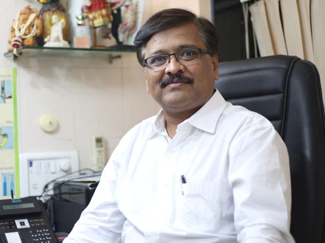 Dr. Rahul A Mahadar