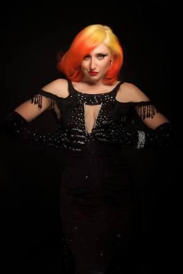 Nina LaVoix- New York City's Professional Badass of Burlesque (www.ninalavoix.com)