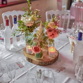 Galerie – Mariages (décorations et repas)