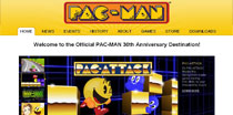 The definitive site for all things PAC-MAN, PACMAN.com powered by Drupal CMS