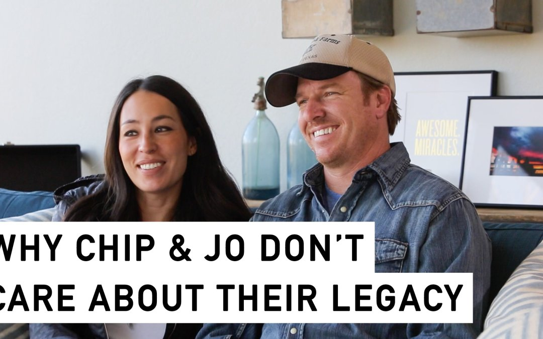 Why Chip & Jo Are Parents First, 'Fixer Upper' Stars Second