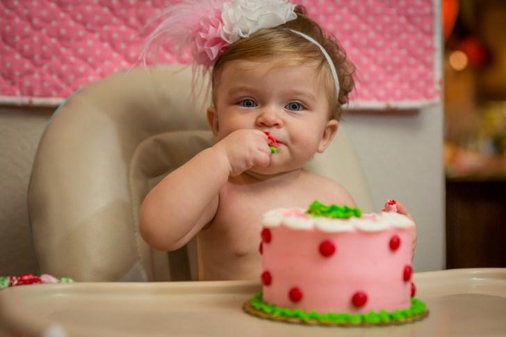 Houston Cake Smash Photo