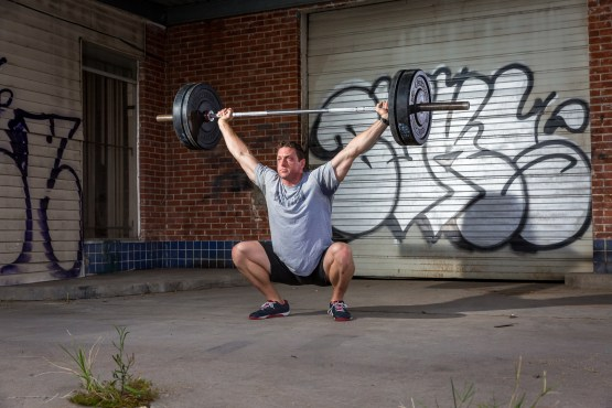 CrossFit Revoke - Athletic Portrait