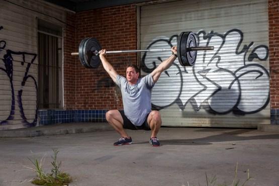 CrossFit Revoke - Athletic Portrait