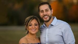 Portrait of Houston Couple