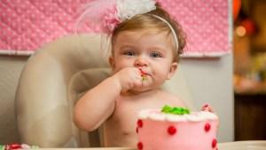 Houston Cake Smash Photos