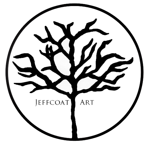Jeffcoat Art Logo of tree