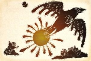 Inuit Folktale 2, Jeff Crosby