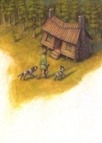 Otis Steele and the Taileebone illustrated by Jeff Crosby for Pelican Publishing