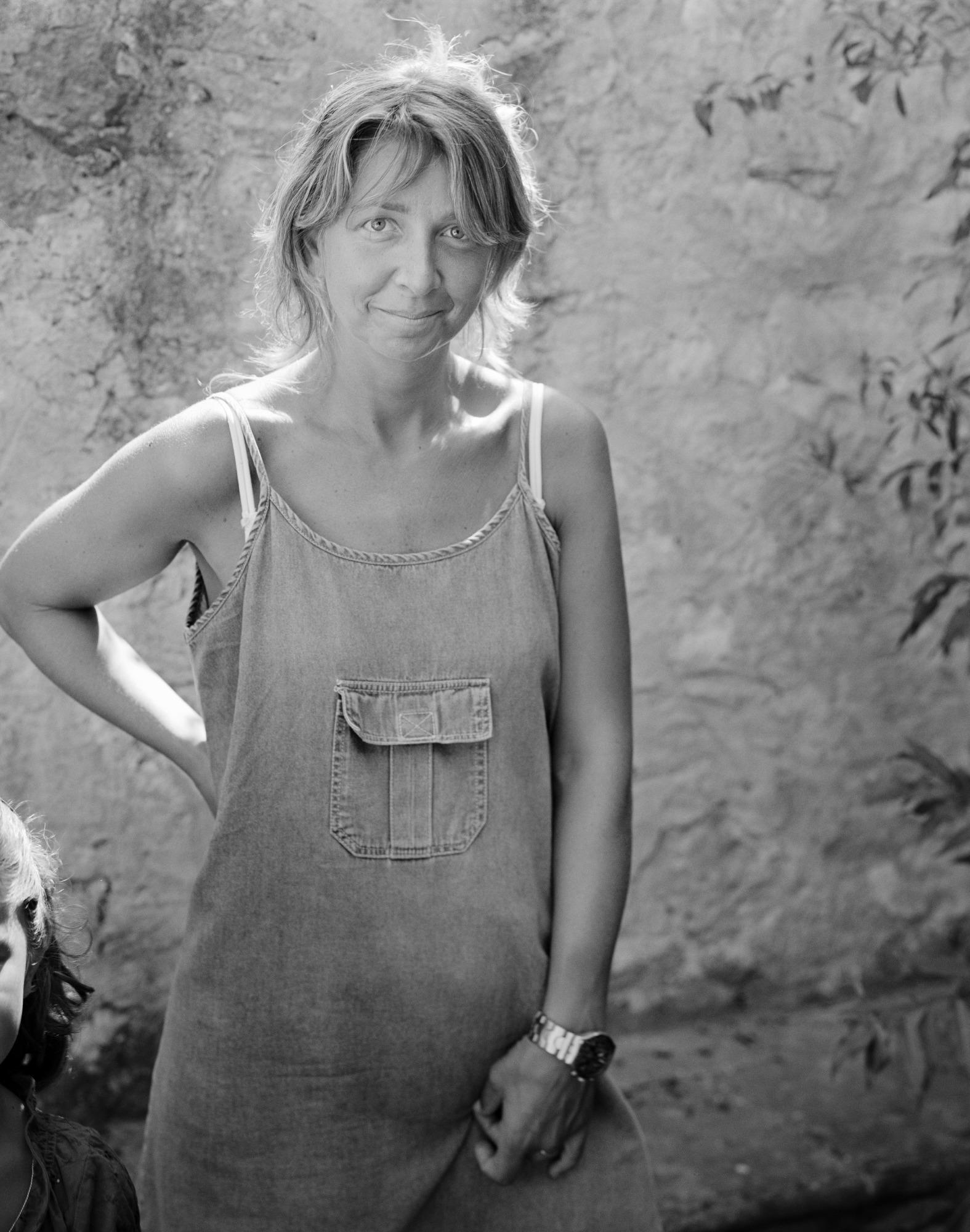 Monica, Pienza, Toscana