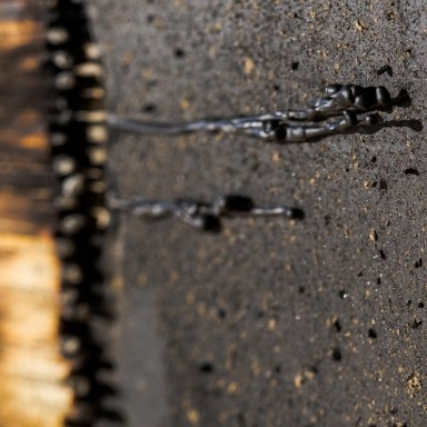 Match Spine #2 - Detail