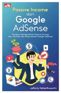 buku Passive Income dari Google AdSense