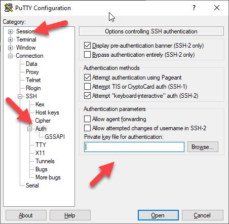 Configurando Access Key Linux Azure