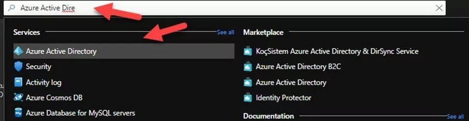Bloqueando usuário no Azure AD