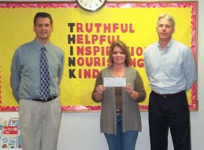St. John's Lutheran School (I Think Program) -- Eric Felth, Lisa Goers, Ron Wegner