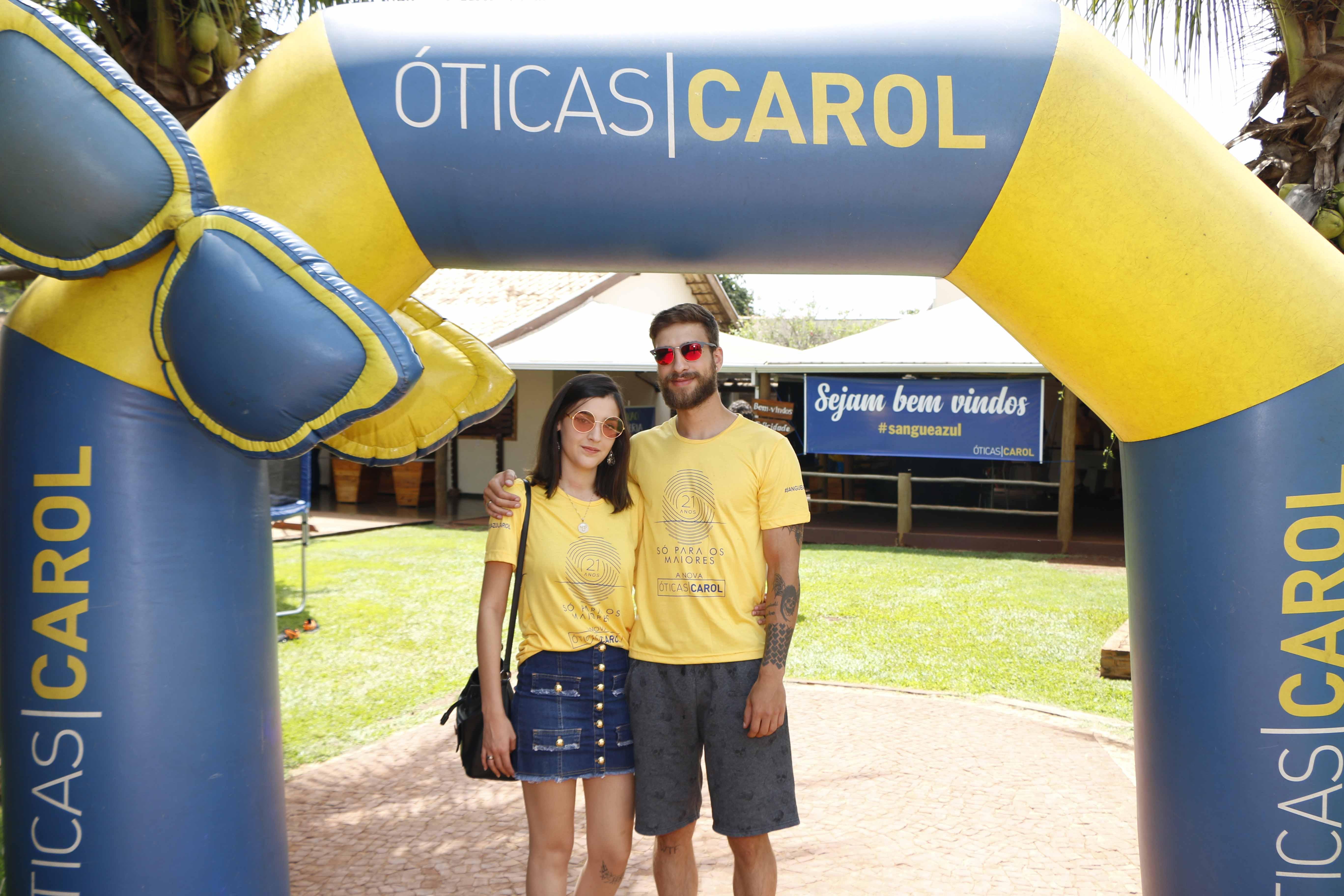 8a47e2e2003f4 As Óticas Carol de Campo Grande realizaram no dia 02 de novembro a sua  tradicional confraternização de fim de ano que reuniu os funcionários e  parceiros ...