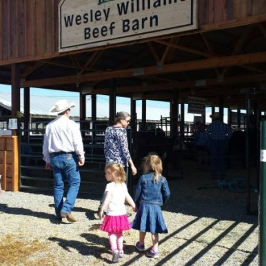 Alturas, California, show beef, Jefferson Center for Holistic Management