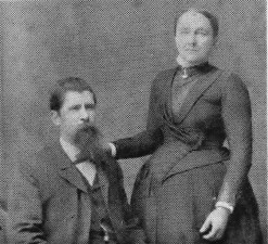 Jesse and Rosannah Newell
