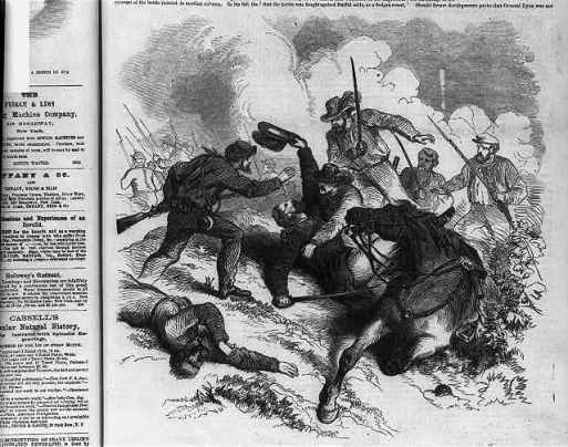 LoC Battle of Wilson's Creek, near Springfield, Missouri